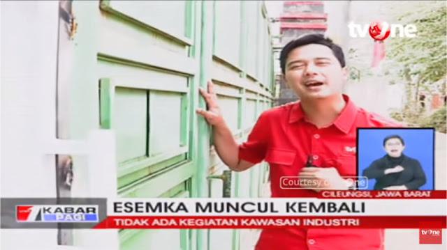 Tim Investigasi tvOne Dilarang Masuk, Tak Ada Aktivitas Pabrik Mobil Esemka