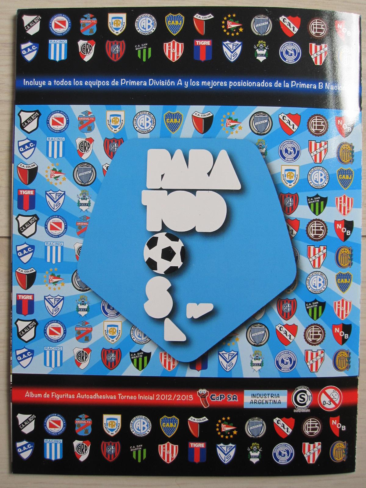 Argentina primeira division