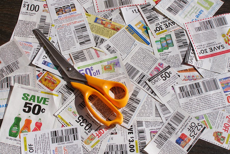 How to Save Money with Coupons Without Being a Extreme Couponer via ProductReviewMom.com