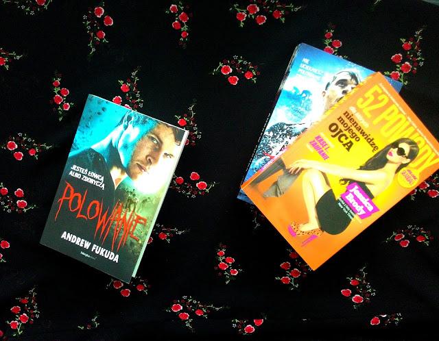 """Nowa odmiana wampirów, czy jednak nie?  Czyli recenzja książki pt.""""Polowanie"""" Andrewa Fukudy"""