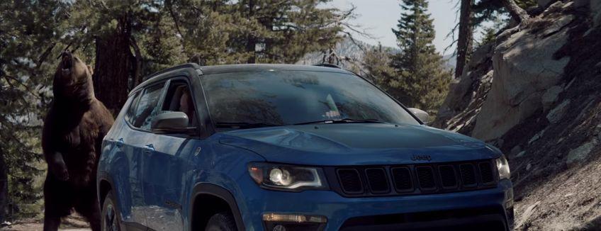 B.Free Jeep pubblicità Ricalcolo - Musica spot Giugno 2017