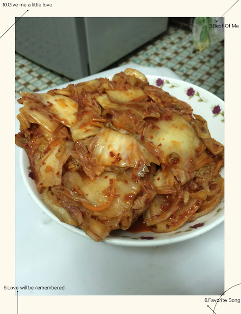 過癮的韓國泡菜