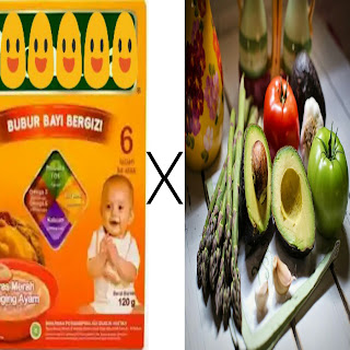 makanan instan vs mpasi rumahan