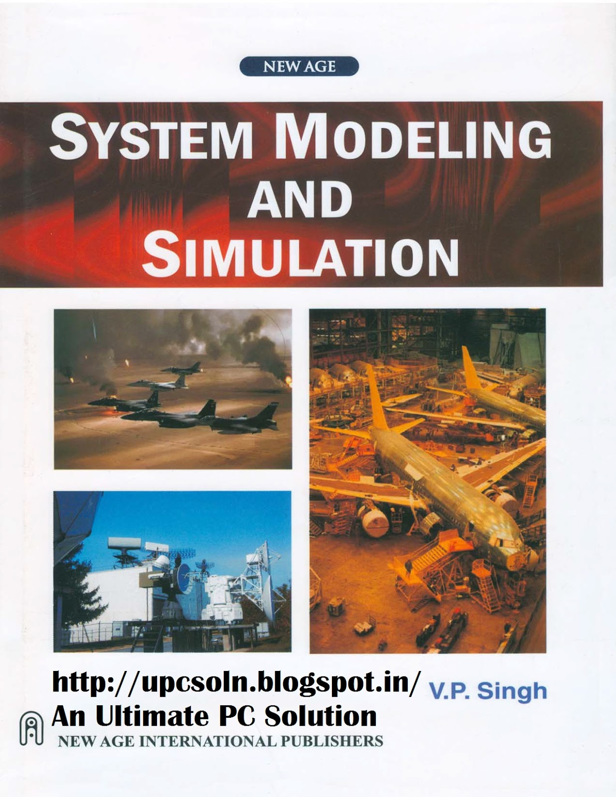 PC TRICKS  TIPS  AND HACKS  : System Modeling And Simulation By V P
