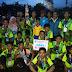 Final laga Sepakbola Liga Pelajar Indonesia(LPI) 2017 Tingkat SMP Kota Payakumbuh