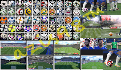PES 2016 zGreen Pitch Next Gen Look Real V3