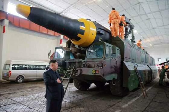 Ракети КНДР здатні досягти території Європи - німецька розвідка