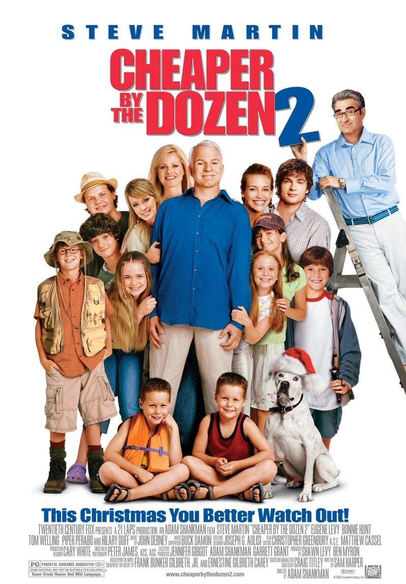 Cheaper by the Dozen 2 (2005) ταινιες online seires oipeirates greek subs