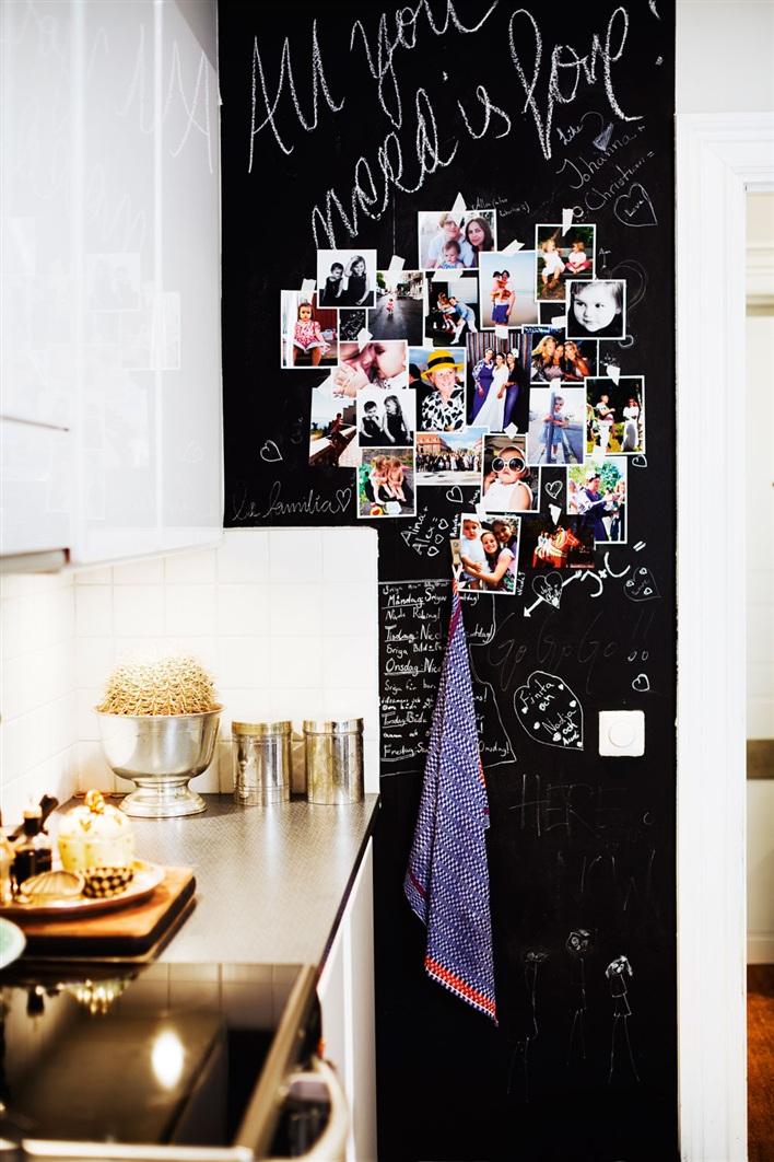 d co tableau personnaliser son int rieur mettez le sur l 39 ardoise. Black Bedroom Furniture Sets. Home Design Ideas