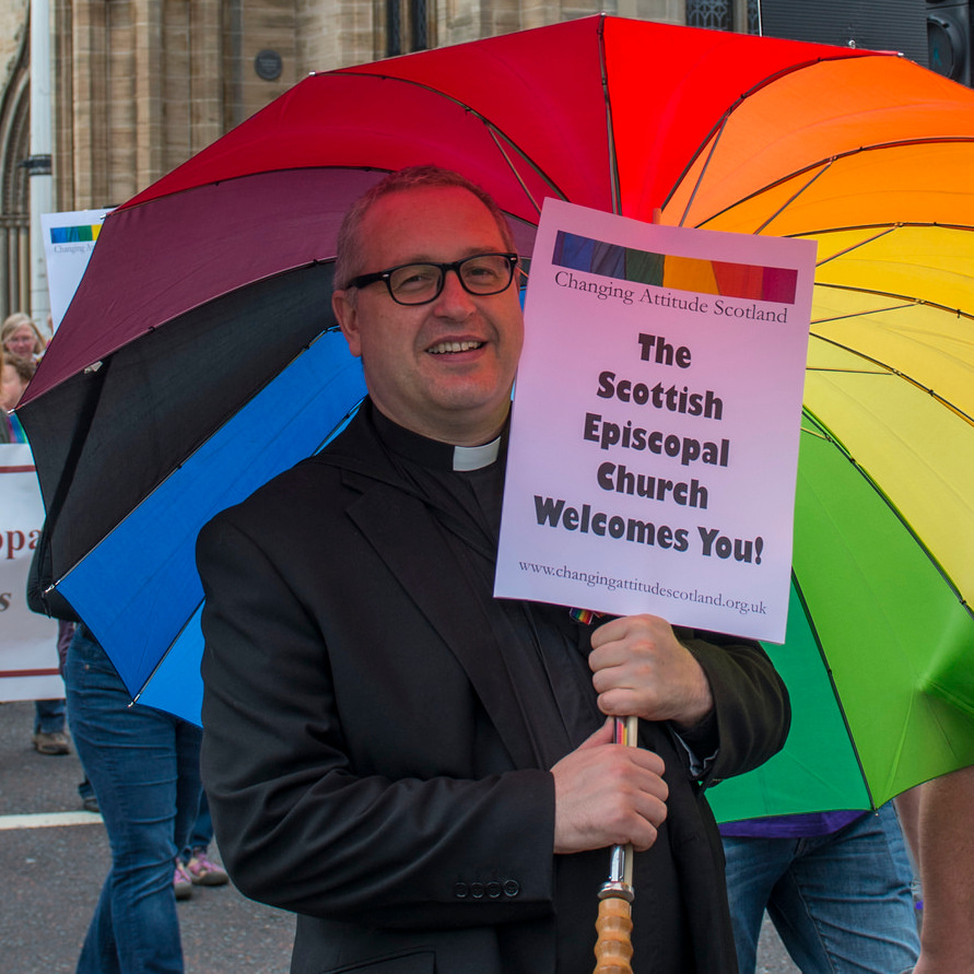 episcopal churches against gay marriage