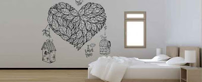 Decoration with Wall Stickers