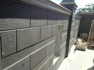 jual batu alam dinding andesit