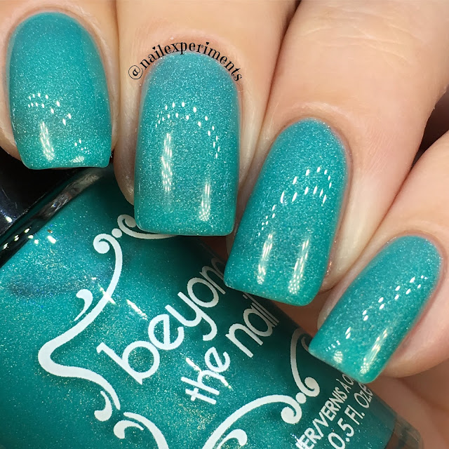 beyond the nail astral swatch
