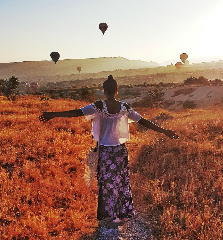 Cappadocia hot air balloons