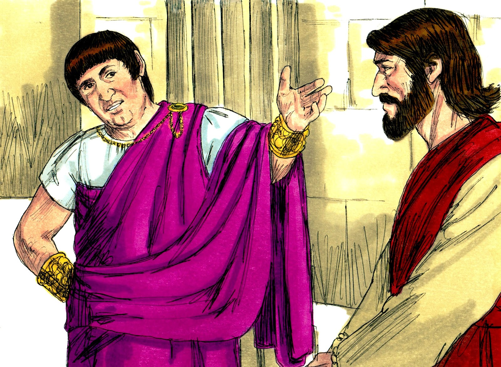 Bible Fun For Kids: Peter Denies Jesus and the Trials of Jesus