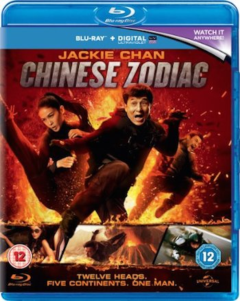 Chinese Zodiac 2012 Dual Audio Hindi Bluray Download