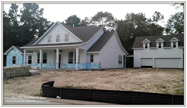 Building A Suburban Farmhouse