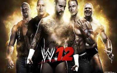 WWE 12 AKP