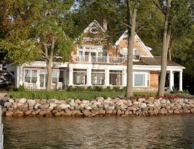 Hydrangea Hill Cottage Indiana Beauty On Lake Maxinkuckee