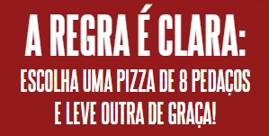Cadastrar Promoção Patroni Pizza 2019