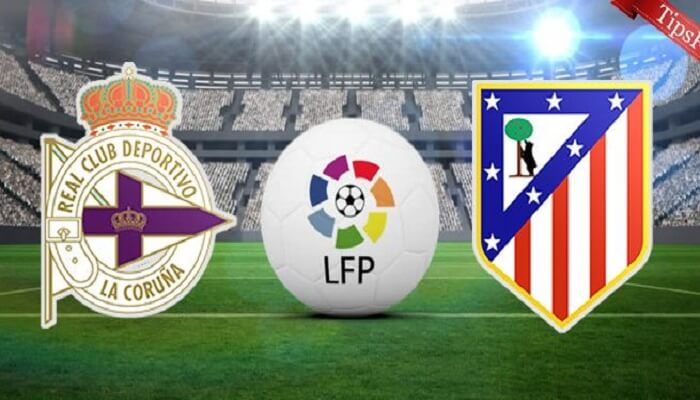 Ver Partido Deportivo La Coruña vs Atletico Madrid ONLINE