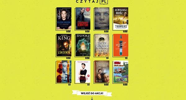 Czytaj PL - akcja promocji czytelnictwa