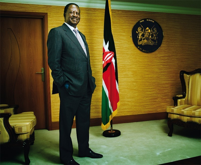 Raila Odinga Death Treason Swearing In Date December 12 People's Republic of Kenya Githu Muigai
