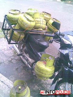 Usaha Gas LPG 3 Kg