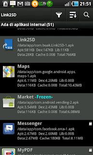 Google telah merilis beberapa kali Update untuk Android Market Cara Non aktifkan Update Otomatis