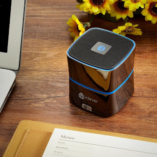 cassa esterna BlueTooth iClever mini speaker