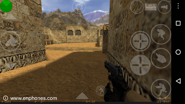 Download and install counter strike on android