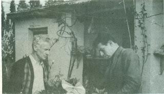 Ο Μορφόπουλος με το γιό του.