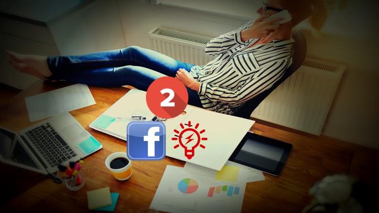 50% off Facebook Marketing 2016: #2 Facebook smart Posts for profit