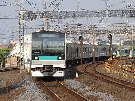 【ダイヤ改正で登場!】E233系2000番台の常磐線 各駅停車 成城学園前行き