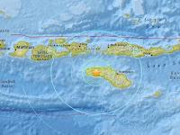 Gempa 6,6 SR Guncang Sumba Barat