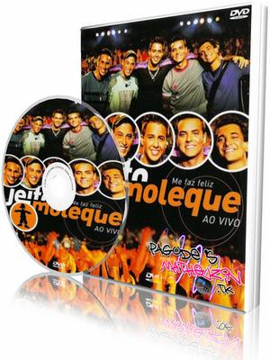 dvd jeito moleque 2009