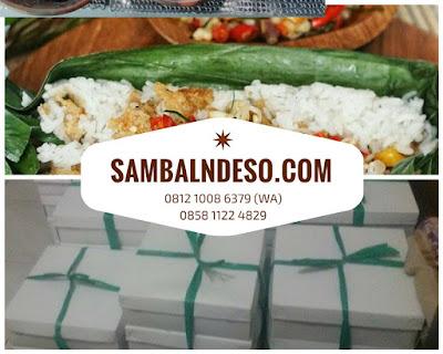 harga Nasi Box Catering di Serpong
