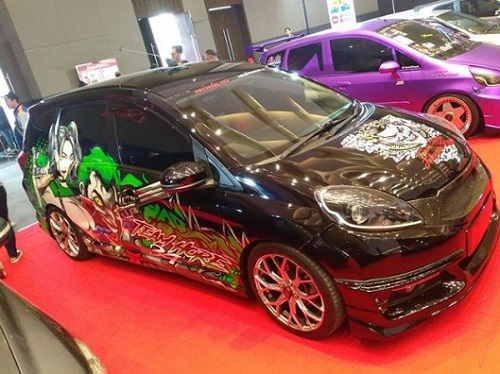 ajang event Honda Mobillio