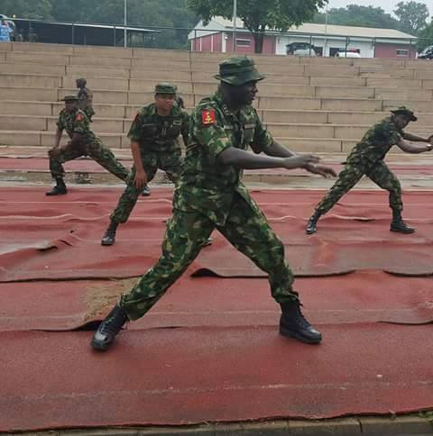 buratai working soldiers
