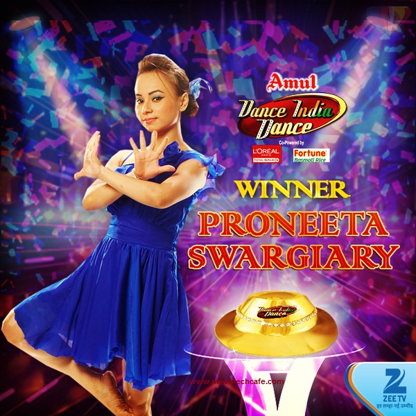 Proneeta Swargiary Crowned Winner of Zeetv's Dance Reality Show 'DID Season 5'
