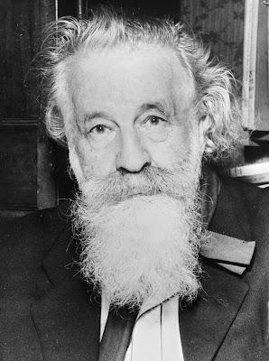 Gastón Bachelard en 1965