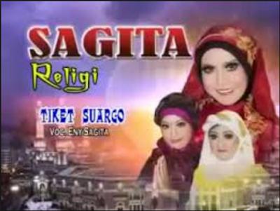 Album Religi sagita 2017