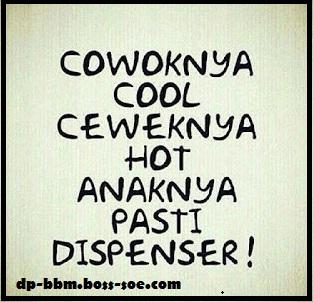 dp bbm kata kata lucu