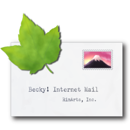 Becky! Internet Mail v2.75.00 Full version