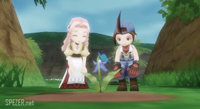 Ending Event Harvest Moon Hero Of Leaf Valley