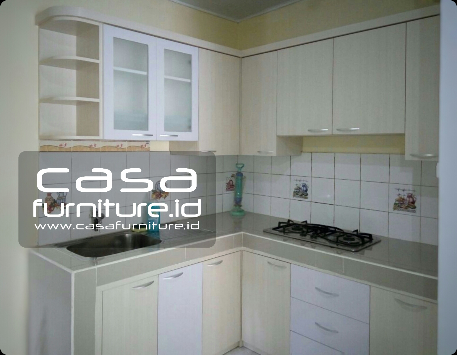 Kitchen Set Minimalis Kalideres Furniture Minimalis Tangerang