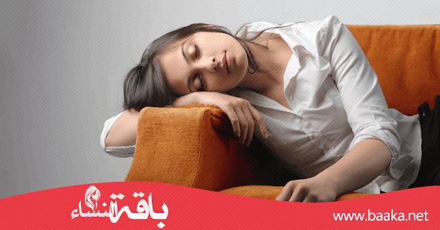 طرق ووصفات طبيعية للتخلص من التعب والارهاق