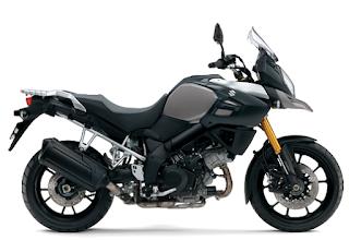 Suzuki V-Strom 1000 ABS Matte Fibroin Grey Metalic