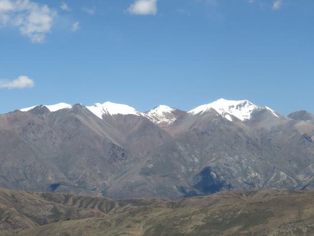 Blick auf die Hausmine oberhalb von Esmoraca