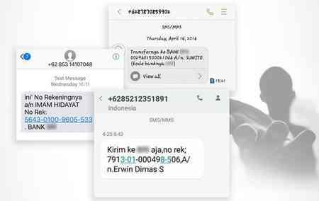 Laporkan Nomor Rekening Sms Penipuan Ke Pihak Ojk Detik Info